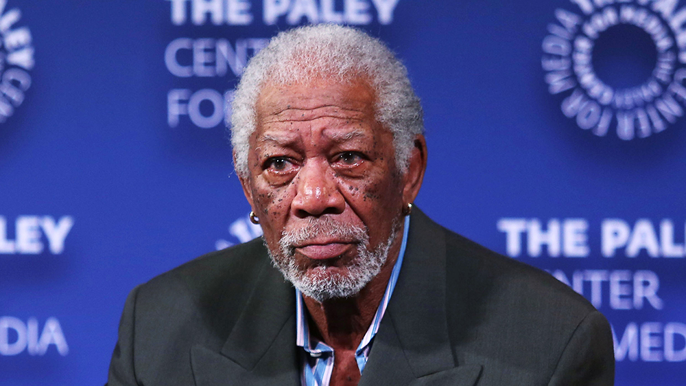 Is This The Last We See Of Morgan Freeman?