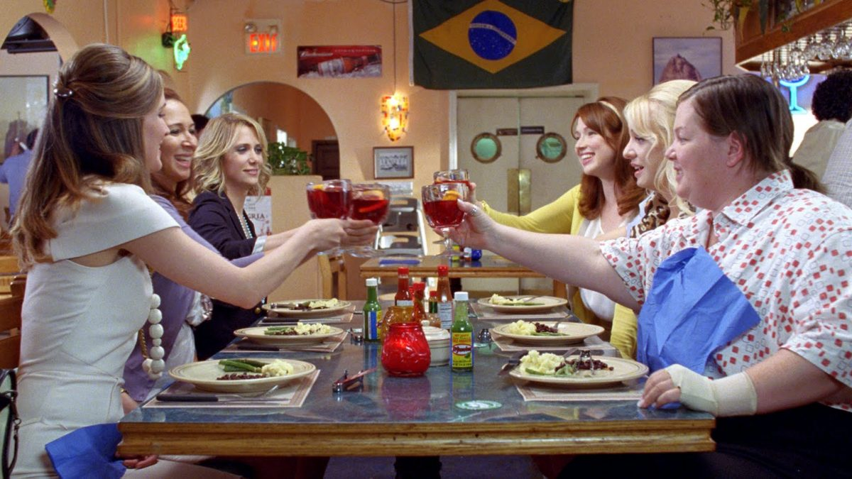 10 Best Food Scenes In The Movies